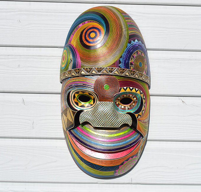 Masque Indio