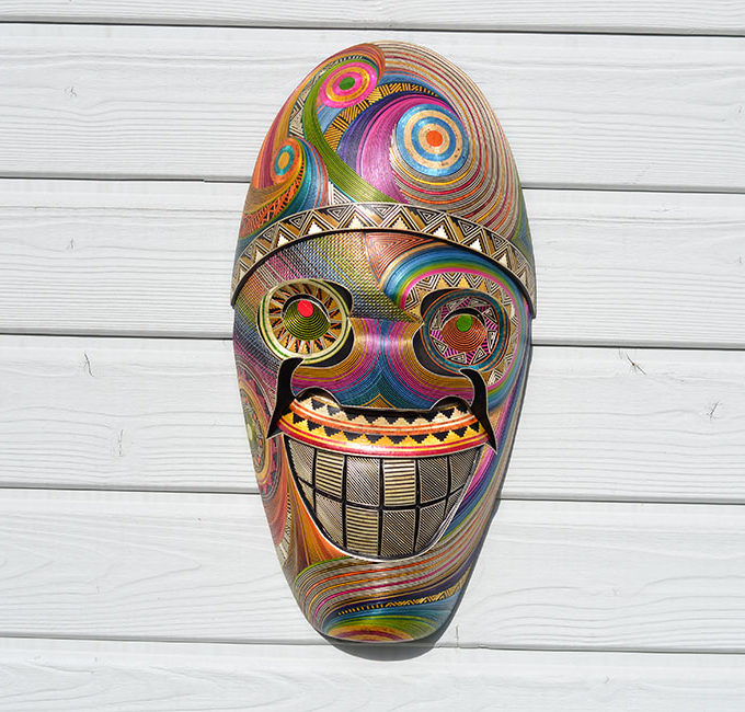 Masque Indio Nariño