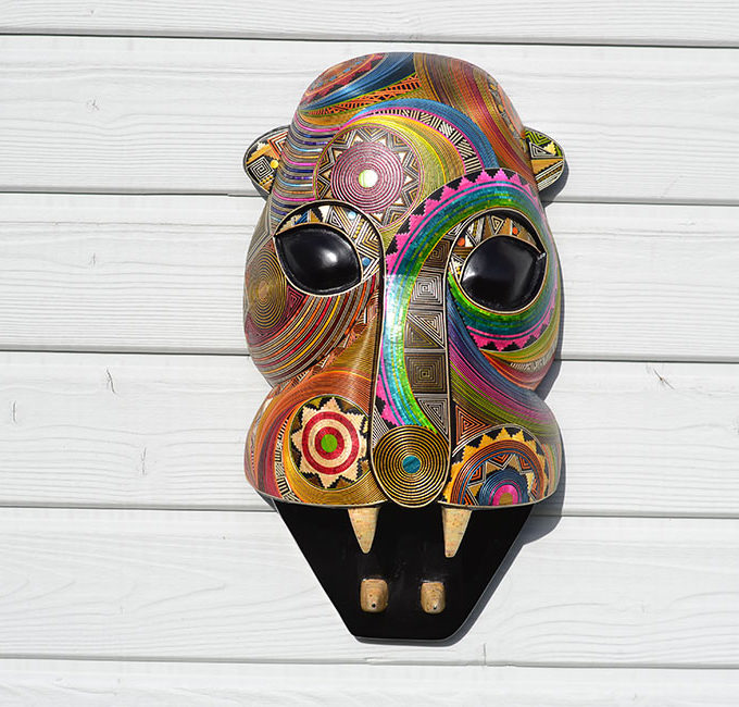 Masque Jaguar